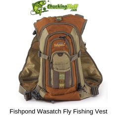 Fishpond Wasatch Fly Fishing Vest Back Fishing Vest, Fishing Knots, Fishing Life, Walleye Fishing, Carp Fishing, Ice Fishing, Fishing Tackle, Fly Fishing For Beginners, Fishing Tricks