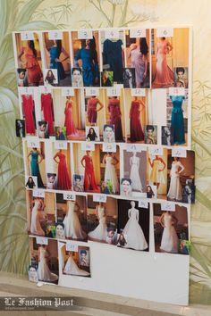 Marjolaine Chen fleurit le Bristol — Le Fashion Post