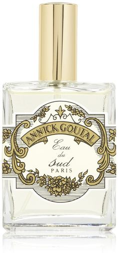 Annick Goutal - Eau du Sud Man...I wore this perfume for several years in late nineties/early 'oughts.
