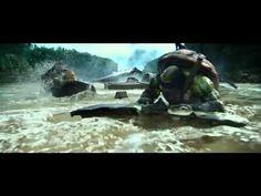 Черепашки ниндзя 2   Русский трейлер 2 HD