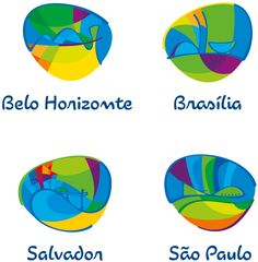 New Look of the Games for Rio 2016 done In-house