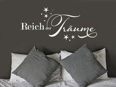 Das Wandtattoo Reich Der Taume Ist Ein Echtes Highlight Im Schlafzimmer Wandtattoos Schlafzimmer Wandtattoo Schlafzimmer Und Wandtattoo
