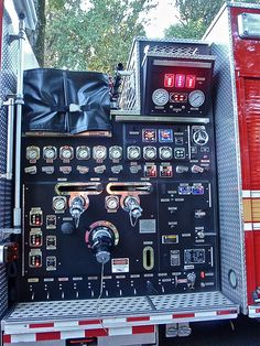Get your camera watch what happens to the Probie (probationary fireman)  I hit the red button.