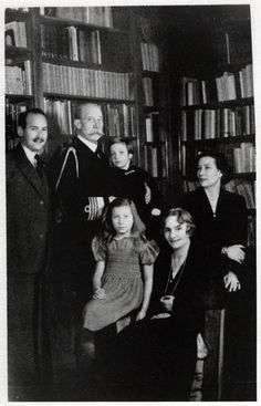 George of Greece, second son of Olga Konstantinovna, and family. George is best-known in Romanov circles as the cousin who saved the future Nicholas II's life in Japan, but he was also one of Maria...