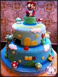 1000 images about spazio torta arte on pinterest torta baby shower peppa pig and super mario. Black Bedroom Furniture Sets. Home Design Ideas