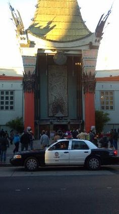 Glitterati Private Tours of Los Angeles: Grauman's Chinese Theater on Hollywood Boulevard was recently renamed TCL Chinese Theater.  Just last year, Dolby got the naming rights to the Kodak Theater next door.