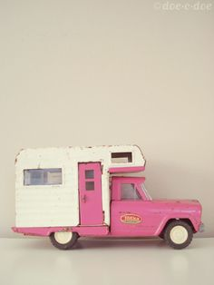 Pink camper - have it, love it!
