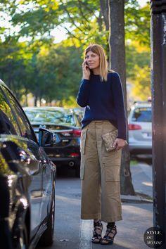 Virginia Smith Street Style Street Fashion Streetsnaps by STYLEDUMONDE Street Style Fashion Photography