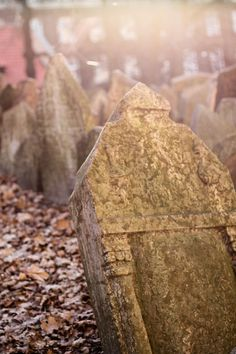 Jewish Cemetery, Prague by Luke Rice on 500px