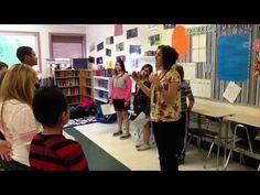 Walker Middle School AVID Philosophical Chairs, via YouTube.