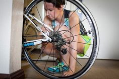 How to Fix Your Bike Flat (or Just Change the Tire) #SelfMagazine