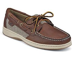 Sperry Top-Sider,The Sperry Top-Sider Bluefish is worn by National Safe Boating Council Instructors on the job.