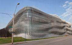 metal facade cladding ZAHNER CAMPUS Zahner