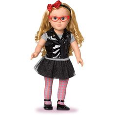 My Life As Rock Singer Doll, Blonde Walmart 27.97