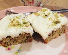 Courgette, lime and pistachio cake is simple to make and absolutely delicious. During our courgette glut last year, it would have been amazing if I had known about this recipe and I shall certainly be making it a lot this year.