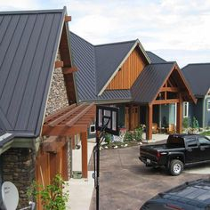 Best This Is The Color We Choose For Our Metal Roof Dark 640 x 480