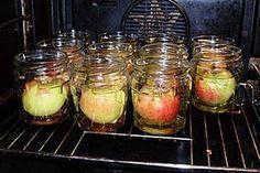 Ganzer Bratapfel im Glas #geschenkeausderküche #dessert #apfel