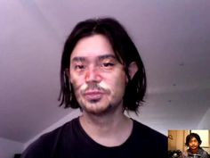 This is a technical demo for face substitution technique. The application works in real time and it's developed using the opensource framework for creative coding…