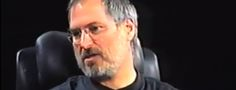 Steve Jobs convincingly argues that tablets will never take off back in 2003
