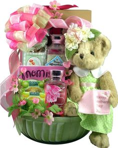 A Mother's Day Celebration, Gift Basket