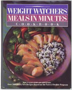 Weight Watchers' Meals in Minutes Cookbook