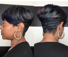 Dope color combo via @msklarie - https://blackhairinformation.com/hairstyle-gallery/dope-color-combo-via-msklarie/