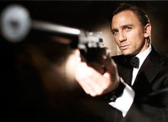 In this undated handout photo from Eon Productions, actor Daniel Craig poses as James Bond. Craig was unveiled as legendary British secret agent James Bond 007 in the Bond film Casino Royale, at. Get premium, high resolution news photos at Getty Images Daniel Craig James Bond, James D'arcy, Roger Moore, Sean Connery, All James Bond Movies, James Bond Girls, Sheryl Crow, Pierce Brosnan, Skyfall