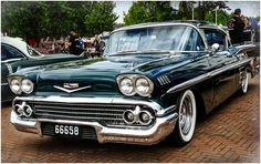 Der Teufel fährt einen 58er Impala !