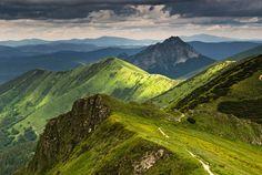 Mountains of my Home - by Jakub Polomski