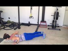 Fast Fitness! A Total Body Push-Pull Circuit (with Video!) ‹ Hello Healthy