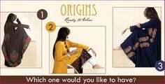 Origins Winter Collection 2012 For Ladies