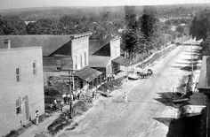 Brooksville Main Street by ghs1922, via Flickr