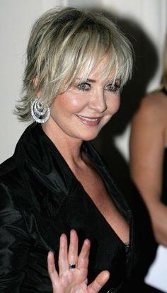 cute haircut! Singer Lulu Turns 60