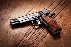 Jones by Cabot Guns 1911 Pistol, Colt 1911, Guns Dont Kill People, Steel Art, Guns And Ammo, Firearms, Hand Guns, Weapons, Tactical Equipment