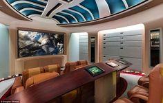 Une maison de riche geek en vente à 35 millions de dollars en Floride
