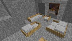 Minecraft Furniture Ideas Living Room pinmegan setter on minecraft | pinterest | pianos, minecraft