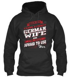 GERMAN - WIFE -03A: Teespring Campaign