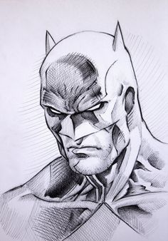 Batman by Jandzi on DeviantArt