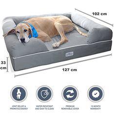 PetFusion Memory Foam Dog Bed, Grey, XX-Large (127cm x 10... https://www.amazon.co.uk/dp/B071Y5D97Q/ref=cm_sw_r_pi_dp_U_x_XJQoAb6HHKJZA