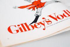 Gilbey's Vodka ad in Playboy magazine Modern Typeface, Typographic Design, Playboy, Vodka, Ads, Magazine, Typography Design, Magazines, Typo Design