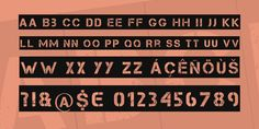 Take Cover Font · 1001 Fonts