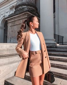 Office look - fashion - # dress - Business Outfits for Work Classy Business Outfits, Business Outfit Frau, Business Wear, Business Style, Business Dresses, Mode Outfits, Stylish Outfits, Fashion Outfits, Classy Chic Outfits