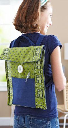Padrões de costura fácil para as crianças | AllPeopleQuilt.com