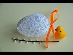 Thread Crochet, Knit Crochet, Happy Easter, Easter Eggs, Diy Projects, Knitting, Holiday, Crafts, Cross Stitch Designs