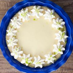 Easy Breezy Key Lime Pie #recipe via The Unlikely Baker http://www.yummly.com/recipe/Easy-Breezy-Key-Lime-Pie-1542284