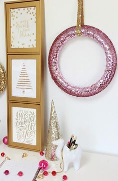 It's December, which of course means — HOLIDAY DIYs!!! Naturally we turned to PBteen crafter extraordinaire Laurel fromA Bubbly Life blog…