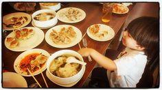 """38 Likes, 3 Comments - Paul Heath (@dumbwon) on Instagram: """"#FelixRobert #dumplings #snackdown"""""""