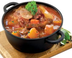 Here at MasterFoods our aim is to help Aussies create more flavourful meals. Just Cooking, Slow Cooking, Gary Mehigan, Beef Goulash, One Pot Dinners, Master Chef, Dinner Is Served, Winter Recipes, Curries