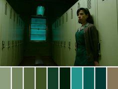 Movie Color Palette, Colour Palettes, Colour Schemes, Color Patterns, Movie Titles, Movie Film, Movies, Cinema Colours, Color In Film