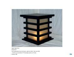 Interesting idea for nightstands